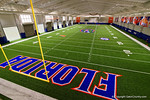 A tour of the University of Florida Gators IPF, indoor practice facility and Gary Condron Field.  September 7th, 2015.  Gator Country Photo by David Bowie.