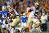 University of Florida Gators Football FSU Seminoles 2015