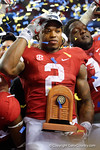 Photos from the second half as the Florida Gators trails 12-7 to the Alabama Crimson Tide in the SEC Championship.  SEC Championship: Florida Gators vs Alabama Crimson Tide.  December 5th,2015.  Gator Country photo by David Bowie.