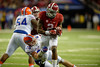 Univeristy of Florida Gators Football 2015 SEC Championship Alabama Crimson Tide