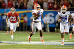 Photos from the first half as the Florida Gators trails 12-7 to the Alabama Crimson Tide in the SEC Championship.  SEC Championship: Florida Gators vs Alabama Crimson Tide.  December 5th,2015.  Gator Country photo by David Bowie.