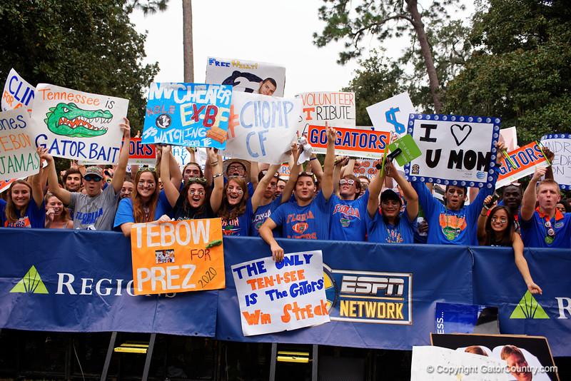 SEC Nation Tim Tebow SEC Network Florida Gators