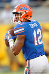 Florida Gators quarterback Josh Grady drops back during the second half as the Univeristy of Florida Gators and the University of Michigan Wolverines square off in the 2016 Buffalo Wild Wings Citrus Bowl.  Orlando, Fl.  January 1st, 2015. Gator Country photo by David Bowie.