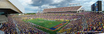 An overview of the Citrus Bowl during the second half as the Univeristy of Florida Gators and the University of Michigan Wolverines square off in the 2016 Buffalo Wild Wings Citrus Bowl.  Orlando, Fl.  January 1st, 2015. Gator Country photo by David Bowie.