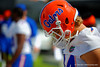 The Florida Gators continue spring practice under new head coach Jim McElwain.  Florida Gators Spring Practice.  March 18th, 2016. Gator Country photo by David Bowie.