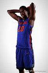 Florida Gators guard Jhonny Victor poses for portraits during the 2015 Gators basketball media day.  September 29th, 2015. Gator Country photo by David Bowie.