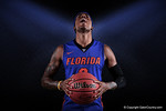 Florida Gators guard Kasey Hill poses for portraits during the 2015 Gators basketball media day.  September 29th, 2015. Gator Country photo by David Bowie.