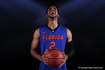 Florida Gators guard Brandone Francis-Ramirez poses for portraits during the 2015 Gators basketball media day.  September 29th, 2015. Gator Country photo by David Bowie.