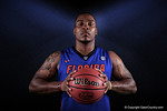 Florida Gators guard Lexx Edwards poses for portraits during the 2015 Gators basketball media day.  September 29th, 2015. Gator Country photo by David Bowie.