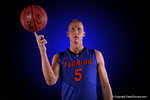 Florida Gators forward Alex Murphy poses for portraits during the 2015 Gators basketball media day.  September 29th, 2015. Gator Country photo by David Bowie.