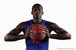Florida Gators forward Dorian Finney-Smith poses for portraits during the 2015 Gators basketball media day.  September 29th, 2015. Gator Country photo by David Bowie.