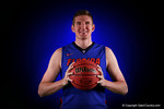 Florida Gators center Schuyler Rimmer poses for portraits during the 2015 Gators basketball media day.  September 29th, 2015. Gator Country photo by David Bowie.