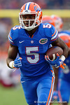 Florida Gators wide receiver Ahmad Fulwood in pregame during the Gators 61-13 win over New Mexico State to start the 2015 season.  September 5th, 2015.  Gator Country Photo by David Bowie.
