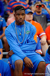 Florida Gators 2016 recruit Chauncey Gardner in attendance during the Gators 61-13 win over New Mexico State to start the 2015 season.  September 5th, 2015.  Gator Country Photo by David Bowie.