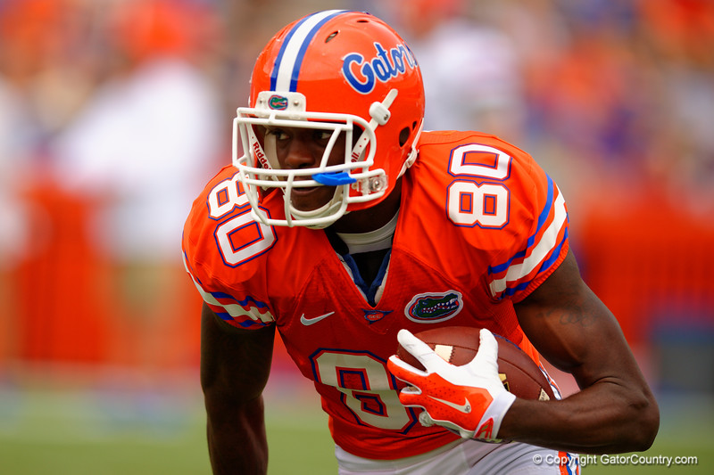 Florida Gators wide receiver C'yontai Lewis during the 2015 Orange and Blue Debut.  April 11th 2015. Gator Country photo by David Bowie.
