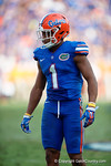 Florida Gators defensive back Vernon Hargreaves, III during the first half as the Gators come from behind late in the fourth quarter at home to beat the Tennessee Volunteers 28-27.  September 26th, 2015. Gator Country photo by David Bowie.