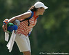 Florida freshman Evan Jensen walks to the green during the first round of the NCAA Women's Golf East Regional on Thursday, May 7, 2009 at the Mark Bostick Golf Course in Gainesville, Fla. / Gator Country photo by Tim Casey