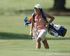 Florida freshman Evan Jensen walks during the first round of the NCAA Women's Golf East Regional on Thursday, May 7, 2009 at the Mark Bostick Golf Course in Gainesville, Fla. / Gator Country photo by Tim Casey