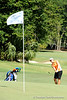 Nicole Schachner of the University of Florida women's golf team competes in the NCAA East Regional on Friday, May 8, 2009 in Gainesville, Fla. at the Mark Bostick Golf Course. / Gator Country photo by Casey Brooke Lawson