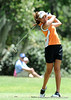 Lauren Uzelatz of the University of Florida women's golf team competes in the NCAA East Regional on Friday, May 8, 2009 in Gainesville, Fla. at the Mark Bostick Golf Course. / Gator Country photo by Casey Brooke Lawson