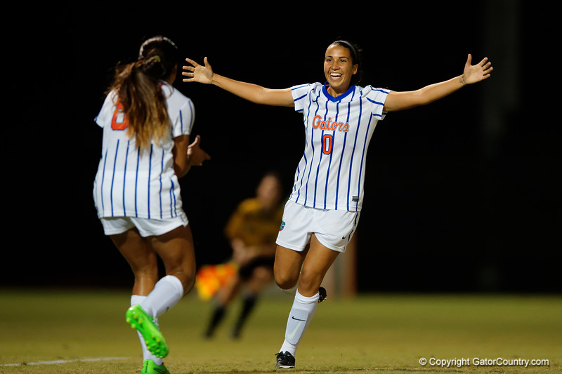 Florida Gators Soccer Arkansas Razorbacks 2015