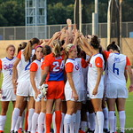during the Gators' 3-0 loss to the Florida State Seminoles on Friday, August 30, 2013 at James G. Pressly Stadium in Gainesville, Fla. / Gator Country photo by Danielle Bloch