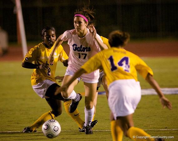 Photo Gallery: UF Soccer vs. LSU, 10/22/09