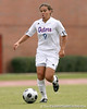 photo by Tim Casey<br /> <br /> Florida freshman midfielder Tahnai Annis during the Gators' 5-1 win against the Tennessee Lady Volunteers on Sunday, September 28, 2008 at James G. Pressly Stadium in Gainesville, Fla.