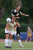 Florida sophomore midfielder/defender Sarah Chapman fights for the ball during the Gators' 3-0 win against the Florida International Golden Panthers on Friday, August 28, 2009 at James G. Pressly Stadium in Gainesville, Fla / Gator Country photo by Tim Casey