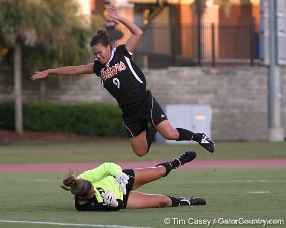 Photo Gallery: UF Soccer vs. FIU, 8/28/09