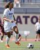 photo by Tim Casey<br /> <br /> Florida junior midfielder Ashlee Elliott during the first half of the Gators' 3-0 win against the Mississippi State Bulldogs on Sunday, October 12, 2008 at James G. Pressly Stadium in Gainesville, Fla.
