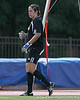 photo by Tim Casey<br /> <br /> Florida sophomore goalkeeper Meghan Berlingo during the first half of the Gators' 3-0 win against the Mississippi State Bulldogs on Sunday, October 12, 2008 at James G. Pressly Stadium in Gainesville, Fla.
