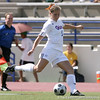 photo by Tim Casey<br /> <br /> Florida junior defender Lauren Hyde during the first half of the Gators' 3-0 win against the Mississippi State Bulldogs on Sunday, October 12, 2008 at James G. Pressly Stadium in Gainesville, Fla.