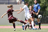photo by Tim Casey<br /> <br /> Florida sophomore defender Nicky Kit during the first half of the Gators' 3-0 win against the Mississippi State Bulldogs on Sunday, October 12, 2008 at James G. Pressly Stadium in Gainesville, Fla.