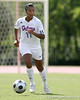 photo by Tim Casey<br /> <br /> Florida freshman defender Jazmyne Avant during the first half of the Gators' 3-0 win against the Mississippi State Bulldogs on Sunday, October 12, 2008 at James G. Pressly Stadium in Gainesville, Fla.