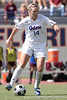 photo by Tim Casey<br /> <br /> Florida redshirt senior Liz Ruberry during the first half of the Gators' 3-0 win against the Mississippi State Bulldogs on Sunday, October 12, 2008 at James G. Pressly Stadium in Gainesville, Fla.