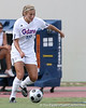 photo by Tim Casey<br /> <br /> Florida midfielder/forward Lindsay Thompson during the second half of the Gators' 3-0 win against the Mississippi State Bulldogs on Sunday, October 12, 2008 at James G. Pressly Stadium in Gainesville, Fla.