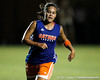 Florida senior midfielder/forward Tahnai Annis chases the ball during the Gators' Orange & Blue Scrimmage on Friday, August 12, 2011 at the UF Lacrosse/Soccer Facility in Gainesville, Fla. / Gator Country photo by Tim Casey
