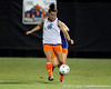 Florida freshman defender Savannah Berry passes the ball during the Gators' Orange & Blue Scrimmage on Friday, August 12, 2011 at the UF Lacrosse/Soccer Facility in Gainesville, Fla. / Gator Country photo by Tim Casey
