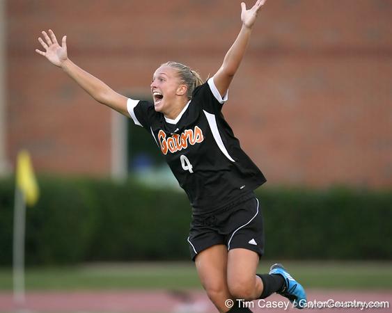 Photo Gallery: UF soccer vs. South Carolina, 10/30/09