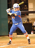 Bailey Castro leads off the 2nd Inning for the Gator Offense