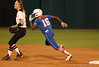 .... Michelle Moultrie advances to 3rd Base on the throw to 1st by the UGA defense.