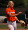 Hannah Rogers continues her domination of UGA batters