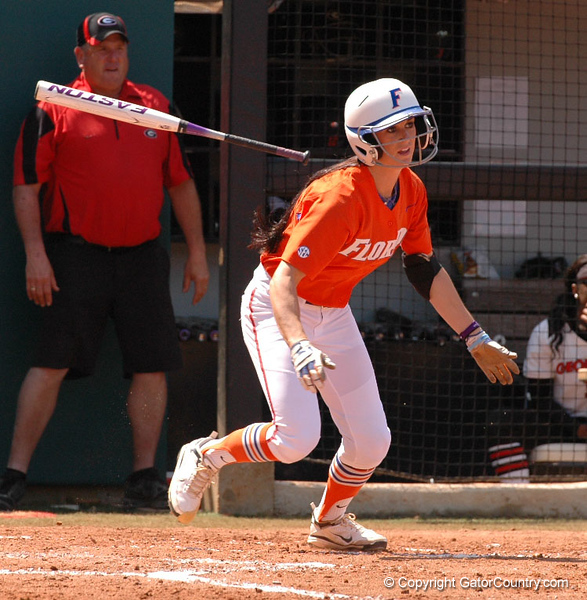 Ensley Gammel looking for a hit in the 2nd Inning