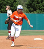 Jessica Damico advance to 3rd Base after another Gator base hit