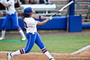 Florida sophomore Kelsey Horton follows through with a swing during the Gators' 8-0 win against the Bethune-Cookman Wildcats on Friday, May 20, 2011 at Katie Seashole Pressly Stadium in Gainesville, Fla. / photo by Rob Foldy