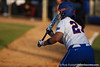 Florida freshman shortstop Cheyenne Coyle prepares to bunt during the Gators' 8-0 win against the Bethune-Cookman Wildcats on Friday, May 20, 2011 at Katie Seashole Pressly Stadium in Gainesville, Fla. / photo by Rob Foldy
