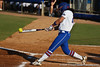 Florida freshman shortstop Cheyenne Coyle connects with the ball during the Gators' 8-0 win against the Bethune-Cookman Wildcats on Friday, May 20, 2011 at Katie Seashole Pressly Stadium in Gainesville, Fla. / photo by Rob Foldy