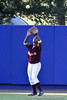 A Bethune-Cookman outfielder snags a fly ball during the Florida Gators' 8-0 win against the Wildcats on Friday, May 20, 2011 at Katie Seashole Pressly Stadium in Gainesville, Fla. / photo by Rob Foldy