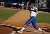 Florida freshman shortstop Cheyenne Coyle watches the ball during the Gators' 8-0 win against the Bethune-Cookman Wildcats on Friday, May 20, 2011 at Katie Seashole Pressly Stadium in Gainesville, Fla. / photo by Rob Foldy
